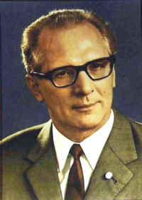 Genosse Erich Honecker